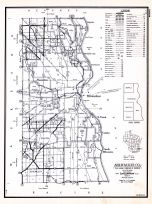Milwaukee County, Wisconsin State Atlas 1956 Highway Maps