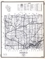 Outagamie County, Wisconsin State Atlas 1956 Highway Maps