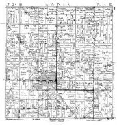 Arpin Township, Mill Creek, Wood County 1957