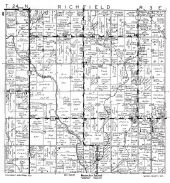 Richfield Township, Bethel, Wood County 1957