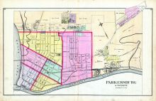 Parkersburg and Vicinity, Wood County 1886