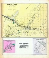 Volcano, Chesterville, Independence, Wood County 1886