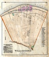 Williamstown, Wood County 1886