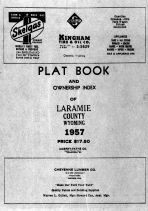 Title Page, Larramie County 1957