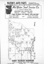 Map Image 001, Craighead County 1963