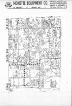 Map Image 010, Craighead County 1963