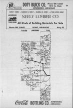 Map Image 025, Craighead County 1963