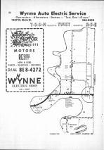 Map Image 006, Cross County 1969