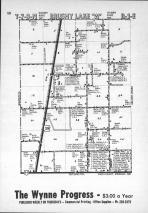 Map Image 007, Cross County 1969