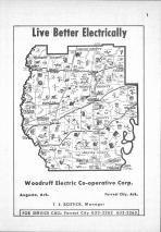 Map Image 001, Lee County 1969