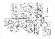 Index Map, Woodruff County 1978