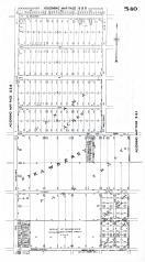 Page 468, Western Ave, Halldale Ave, Hormandie Ave, Brighton Ave, Rosecrans Ave, Los Angeles 1948 Vol 2