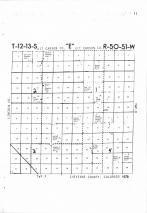 Map Image 003, Cheyenne County 1978