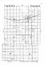 Map Image 009, Cheyenne County 1978