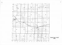Index Map 002, Cheyenne County 1983 and 1984