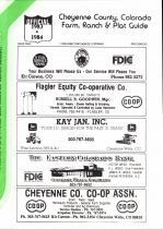 Cheyenne County 1983 and 1984