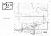 Index Map, Crowley County 1983