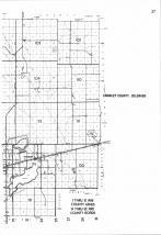 Crowley County Index Map 2, Crowley and Otero Counties 1985