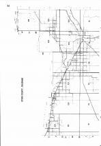 Otero County Index Map 1, Crowley and Otero Counties 1985