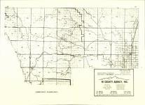 Index Map, Larimer County 1984
