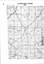 Index Map 002, Las Animas County 1982