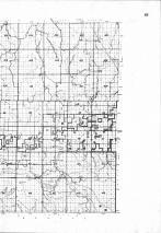Index Map 005, Las Animas County 1982