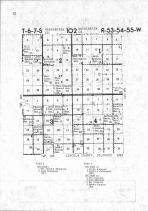 Map Image 013, Lincoln County 1982