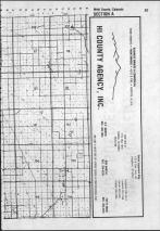 Index Map - Section A right, Weld County 1984 and 1985
