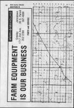 Index Map - Section B left, Weld County 1984 and 1985