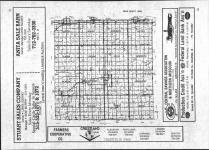 Index Map, Adair County 1981