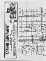 Index Map 1, Adams County 1983
