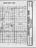 Index Map 2, Adams County 1983