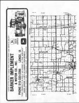 Index Map 1, Adams County 1984