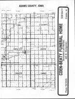 Index Map 2, Adams County 1984