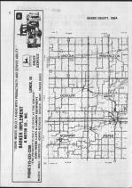 Index Map 1, Adams County 1985