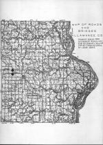 Index Map, Allamakee County 1951