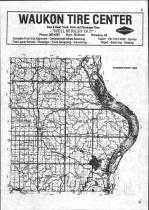 Index Map, Allamakee County 1979