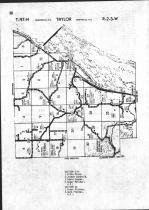 Map Image 007, Allamakee County 1979