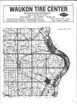 Index Map, Allamakee County 1980