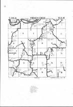 French Creek T99N-R5W, Allamakee County 1980