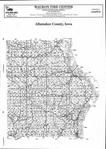 Index Map 2, Allamakee County 1997