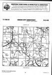 Map Image 005, Allamakee County 1999