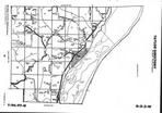 Map Image 007, Allamakee County 1999