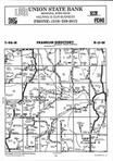 Map Image 019, Allamakee County 1999