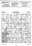 Map Image 020, Allamakee County 1999