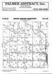 Map Image 003, Allamakee County 2000