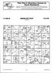 Map Image 006, Allamakee County 2000