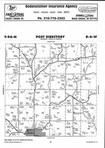 Map Image 009, Allamakee County 2000