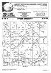 Map Image 015, Allamakee County 2000