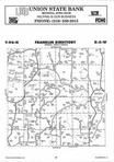 Map Image 023, Allamakee County 2000